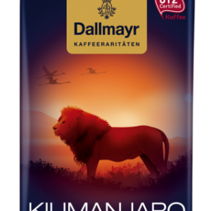 DALLMAYR Kaffee Kilimanjaro AFRICA 250g
